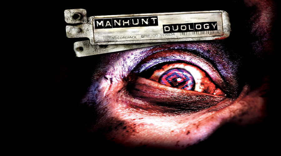 Manhunt I PL (2004) - Manhunt II PL (2009) Duologia ISO