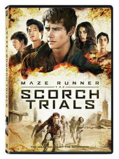 Maze Runner - The Scorch Trials - La Fuga (2015) [DVD9 - MultiLang 5.1 - Multisubs]