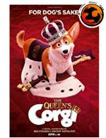 Corgi, psiak Królowej / The Queen's Corgi *2019* [480p] [BRRip] [XviD] [AC3-M3Q] [DUBBING PL]
