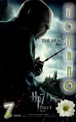 Harry Potter i Insygnia Śmierci Część I - Harry Potter and the Deathly Hallows Part 1 *2010* [BRRip.x264-NoNaNo] [Dubbing PL]