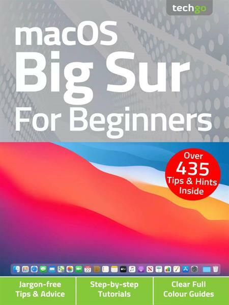 TechGo macOS Big Sur For Beginners – First Edition 2021 [ENG] [PDF] [sfpi] [FIONA9]
