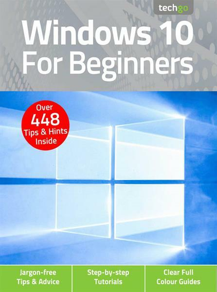 TechGo Windows 10 For Beginners – 5th. Ed 2021 [ENG] [PDF] [sfpi] [FIONA9]