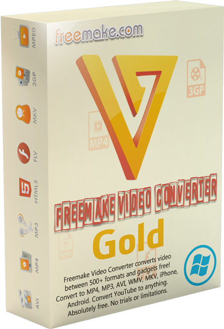 Freemake Video Converter 4.1.11.80 Gold [Patch] [Multi-PL] [Porter78]