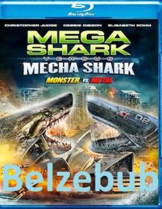 Mega Shark vs. Mecha Shark (2014) [BRRip.XviD-B89] [Lektor PL]