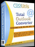 Coolutils Total Outlook Converter 4.1.262 + Serial Key [CrackingPatching]
