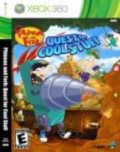 Phineas & Ferb: Quest for Cool Stuff [ENG] [RGH/JTAG]