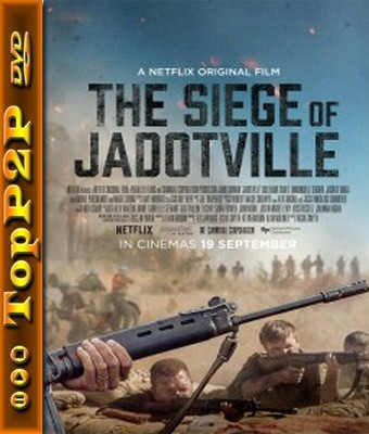 Oblężenie Jadotville / The Siege of Jadotville (2016) [720p] [WEB-DL] [XviD] [AC3-ToP2P] [Lektor PL]