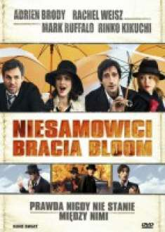 Niesamowici bracia Bloom - The Brothers Bloom *2008* [DVDRip RMVB] [Lektor PL]