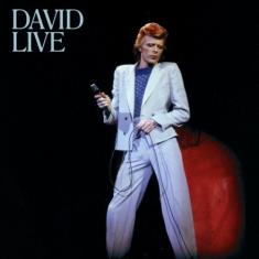 David Bowie - David Live (2005 Remix and Remastered Edition) (2017) [FLAC]