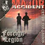 Major Accident & ForeignLegion - Cry of the legion (mp3 192kbps  2001)