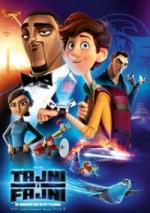 Tajni i fajni / Spies in Disguise (2019) [BDRip] [XviD-KiT] [Dubbing PL]