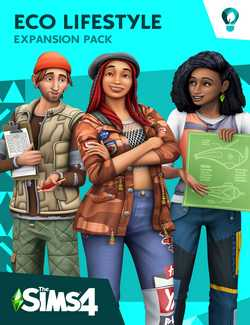 The Sims 4 Eco Lifestyle *2020* (v1.64.84.1020) [CODEX]