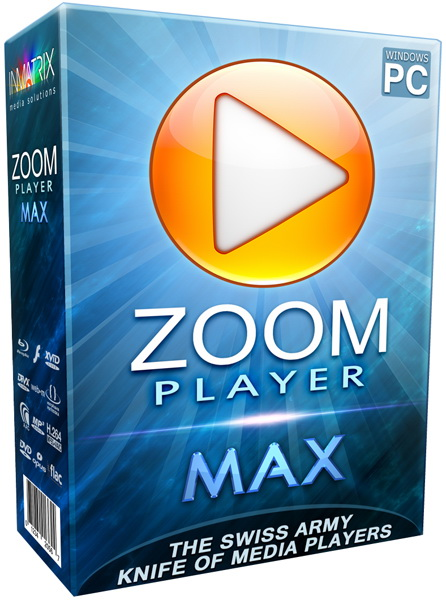 Zoom PLayer MAX 15.6 Beta 1 [PL] [Serial] [+Language Pack] [azjatycki]