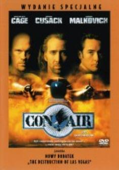 Con Air - lot skazańców/ Con Air (1997) [DVDRip.x264] {Lektor PL]