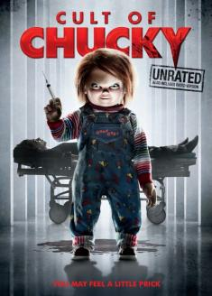 Zemsta Laleczki Chucky / Cult of Chucky (2017) [UNRATED] [CUSTOM] [NTSC] [DVD5-FOX] [ENG]