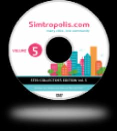 STEX Collection Volume 3 [Sim City 4] [DVD] [PL]