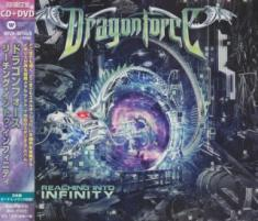 DragonForce - Reaching Into Infinity [Japan Limited Edition] (2017) [FLAC]