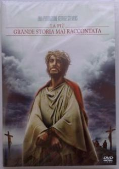 The Greatest Story Ever Told - La più Grande Storia mai Raccontata (1965) [DVD9 - Ita ENG 5.1 - Ita NUENG subs]