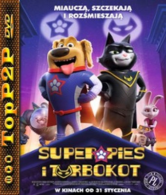 Superpies i Turbokot / StarDog and TurboCat (2019) [720p] [BluRay] [x264] [AC3-KiT] [Dubbing PL]