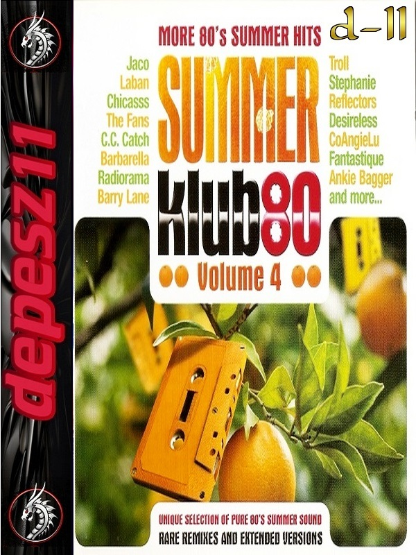 VA-Summer Klub 80 Vol.4 *2010* [2cd] [mp3@320kbps] [d-11]