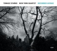 TOMASZ STAŃKO NEW YORK QUARTET - DECEMBER AVENUE (2017) [WMA] [FALLEN ANGEL]