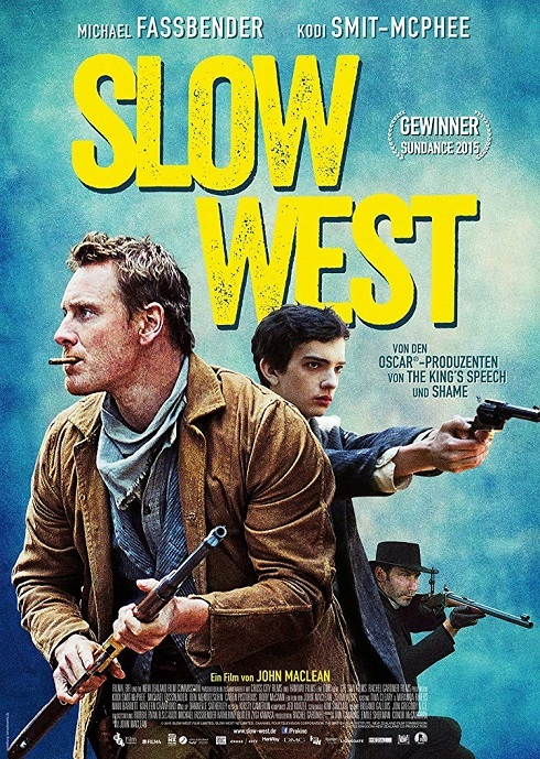 Slow West (2015) [BDRip] [XviD-KiT] [Lektor PL]