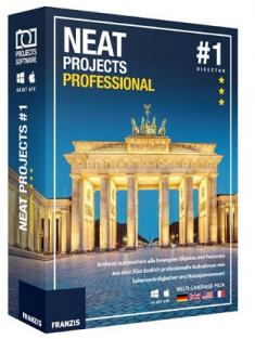 Franzis NEAT Projects Professional 1.13.02713 [ENG/GER/FRA] [Crack] [+Lightroom PLugin] [azjatycki]