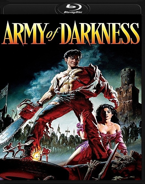 Armia ciemności - Army of Darkness *1992* [Director's Cut] [m1080p] [BluRay] [x264] [AC3-LTN] [Lektor PL]