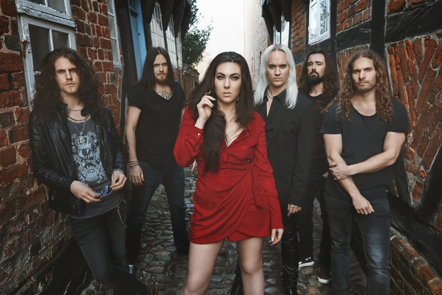 AMARANTHE - DISCOGRAPHY [MP3@320] [FALLEN ANGEL]
