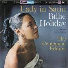 Billie Holiday - Lady In Satin - The Centennial Edition *2015* [FLAC]