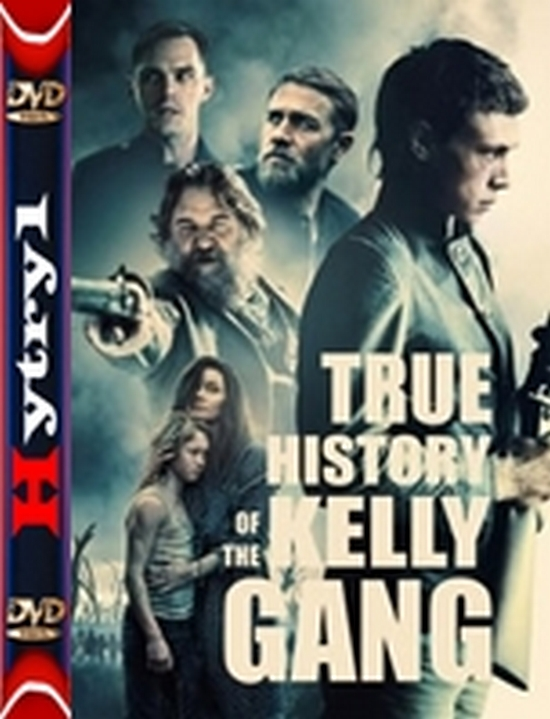 Prawdziwa historia gangu Kelly'ego - True History of the Kelly Gang (2019) [WEB-DL] [XviD] [MPEG-KiT] [Lektor PL] [H-1]