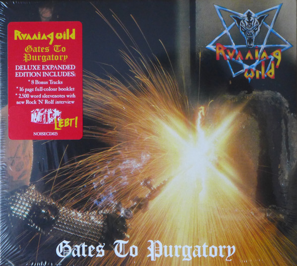 RUNNING WILD - GATES TO PURGATORY (1984/2017) [WMA] [FALLEN ANGEL]