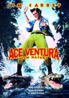 Ace Ventura: Zew natury - Ace Ventura: When Nature Calls *1995* [720p.BDRip.XviD.AC3-ELiTE] [Lektor PL]