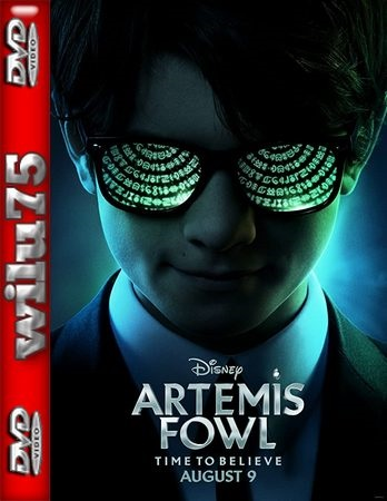 Artemis Fowl *2020* [WEB-DL] [XviD-KiT] [Dubbing PL]