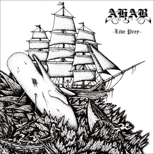 AHAB - LIVE PREY (2020) [MP3@320] [FALLEN ANGEL]