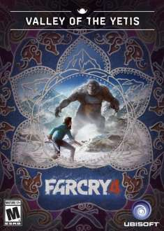 Far Cry 4: Valley of the Yetis  (2015) [MULTi15-PL] [RELOADED] [DLC] [DVD9] [iso]