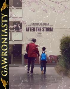 Po burzy - After the storm - Umi yori mo mada fukaku *2016* [BRRip.XviD-KRT] [Napisy PL]