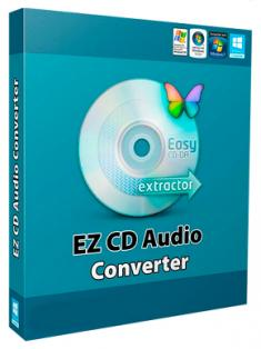 EZ CD Audio Converter Ultimate 6.0.0.1 - 32bit [PL] [Crack] [+Portable] [azjatycki]