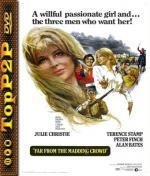 Z dala od zgiełku / Far from the Madding Crowd (1967) [BRRip] [480p] [XviD] [AC3-LTN] [Lektor PL]
