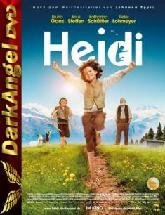 Heidi *2015* [BDRip] [XviD-KiT] [Lektor PL] [DarkAngel]