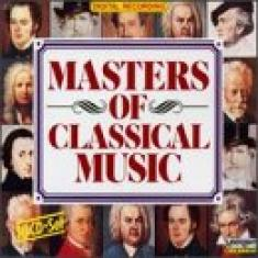 VA - Masters of Classical Music (1990) [Flac]