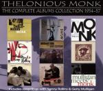 Thelonious Monk - The ComPLete Albums Collection 1954-57  (2015) [mp3@320]