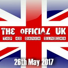 VA - The Official UK Top 40 Dance Singles Chart (26th May 2017) [Mp3@320]