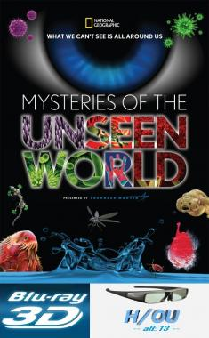 Tajemnice Ukrytego Świata - Mysteries of the Unseen World 3D (2013)[BRRip 1080p x264 by alE13 AC3/DTS] [Napisy PL] [ENG]