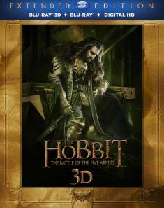 Hobbit: Bitwa Pięciu Armii 3D - The Hobbit: The Battle of the Five Armies *2014* [EXTENDED EDITION] [1080p.3D.Half.Over-Under.DTS 5.1.AC3.BluRay.x264-SONDA] [Lektor i Napisy PL] [ENG] [AT-TEAM]