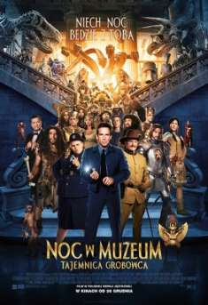 Noc w muzeum: Tajemnica grobowca - Night at the Museum: Secret of the Tomb *2014* [720p] [BRRip] [x264.AAC-JYK] [ENG]