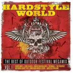VA - Hardstyle World - The Best Of Outdoor Festival Megamix Vol. 1 *2015* [mp3@320kbps]