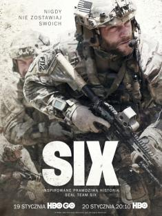Six [Sezon 01] [1080p] [BluRay] [x264-ROVERS] [ENG]