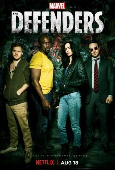 Marvels The Defenders [S01E01] [WEB] [x264-STRiFE] [ENG]