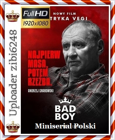 Bad Boy *2020* (Sezon 1 KomPLet)[1080p] [iPLA] [WEB-DL] [x264] [DD2.0-FOX] [Serial Polski] [zibi6248]